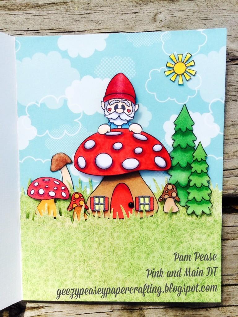 Gnome card 1