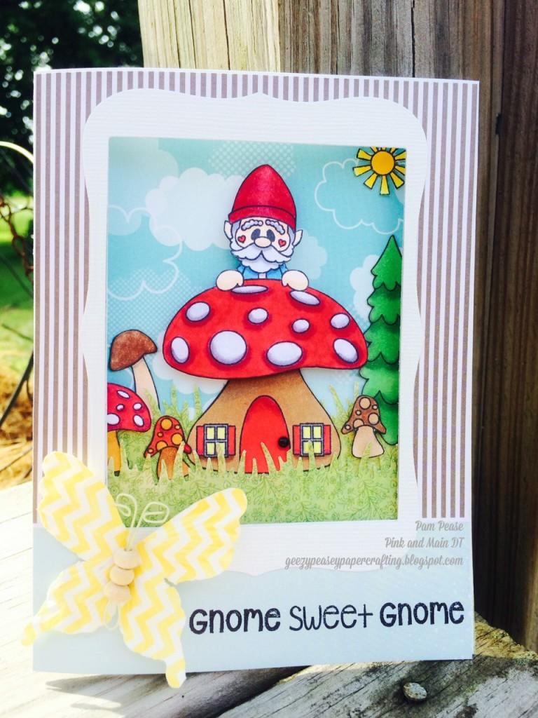 Gnome card 3