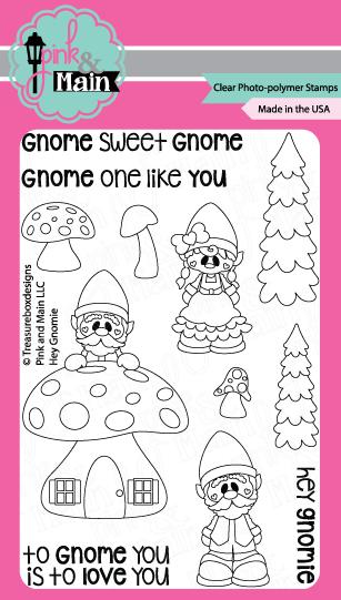Hey Gnomie
