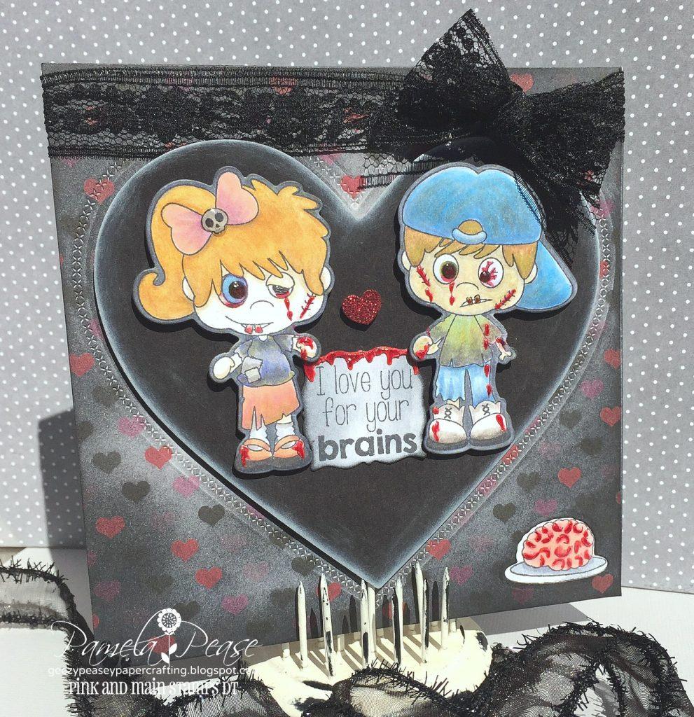 Zombie love 1