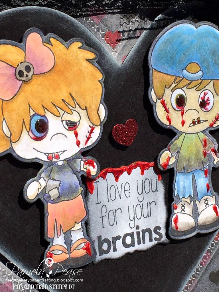 Zombie love 2
