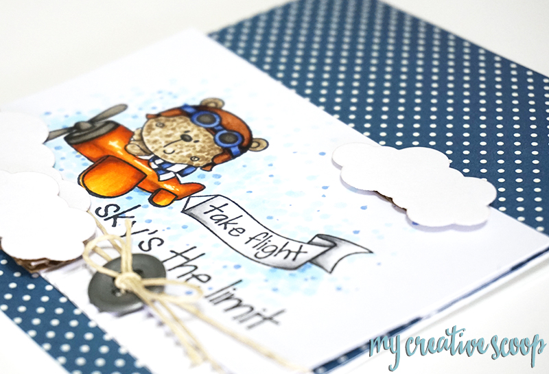 Plane-Sweet by GDT Mindy Baxter | Pink and Main Blog